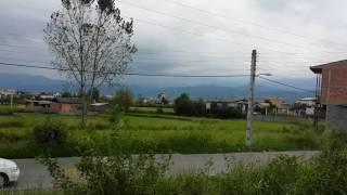 مدينة جالوس في شمال ايران