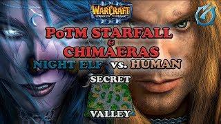 Grubby   Warcraft 3 The Frozen Throne   NE v HU - PotM Starfall and Chimaeras - Secret Valley