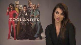 Zoolander 2: Penelope Cruz im Interview