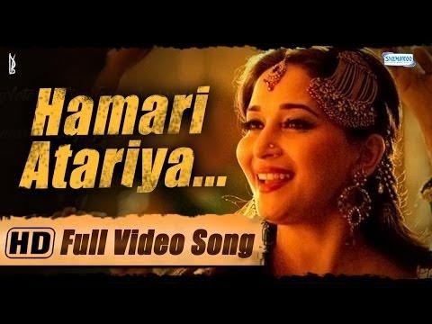 Xxx Mp4 Hamari Atariya Full Video Song Feat Madhuri Dixit Huma Qureshi Dedh Ishqiya Exclusive HD 3gp Sex