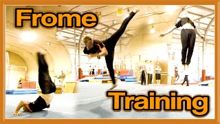 Martial Arts Tricking | Frome Training