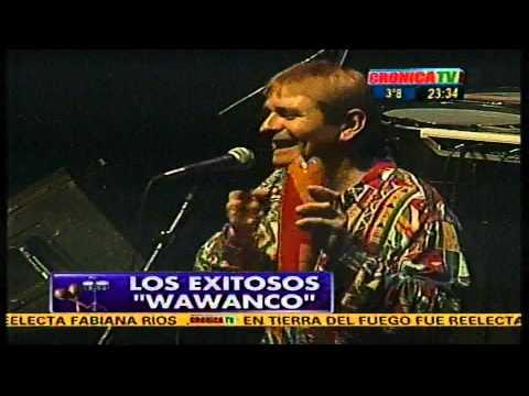LOS WAWANCO Santa Marta tiene tren Los Borrachos son Ustedes