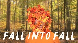 Autumn Song for Kids - Fall Into Fall | Panther and Bunnycat Funny Songs for Kids
