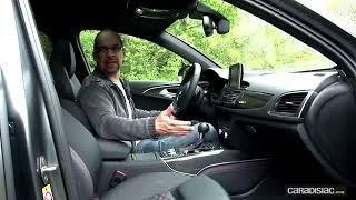 Essai Audi RS6