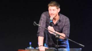 JIB Con 6 - Jensen Panel - Talking about JJ
