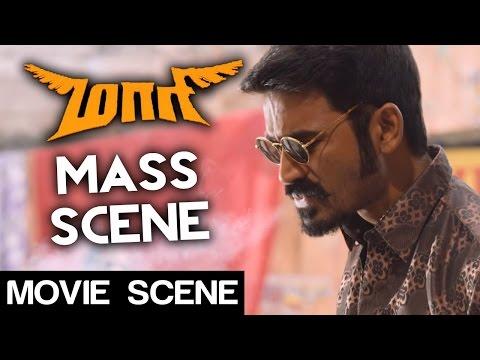 Maari Mass Scene | Dhanush | Robo Shankar | Balaji Mohan | Anirudh