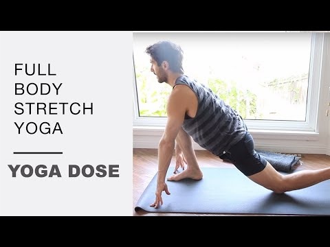 Full Body Stretch Yoga With Tim Senesi