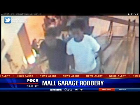 Teen robbed of shoes at Annapolis Mall parking garage