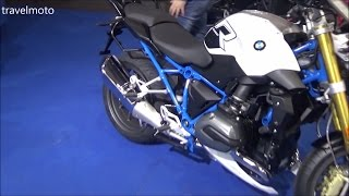 The new 2017 BMW R 1200 R