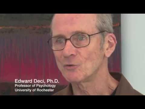 Intrinsic Motivation with Dr. Edward Deci