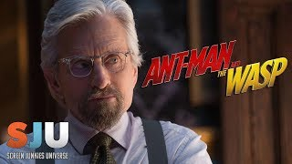 Will Douglas Trouble Delay Ant-Man and the Wasp? - SJU