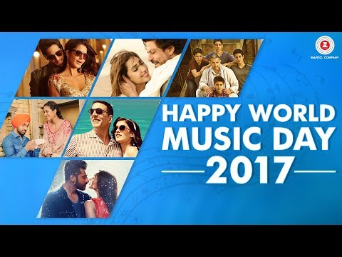 Celebrate World Music Day With Zee Music Company