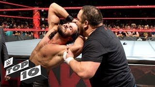 Superstar entrances getting ambushed: WWE Top 10