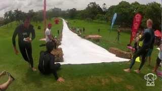 World Record Fastest 280m Slip