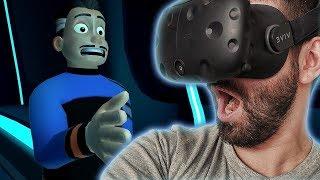 Mindshow #1 - Kręcimy FILM! HTC VIVE VR