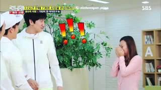 Lee kwang soo first girlfriend - appear on running man sbs - ep 295 English subtitles - CUT