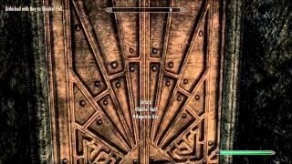 Let's Play Skyrim (Blind), Part 254: Jarl Thongvar and Vlindrel Hall