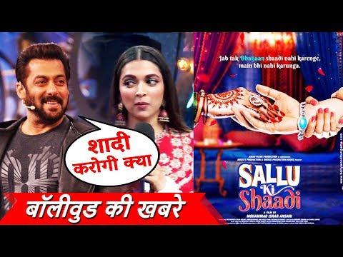 Xxx Mp4 Salman Khan ने Deepika को शादी के बारे में पूछा Sallu Ki Shaadi होगी Salman के जीवन पर आधारित 3gp Sex