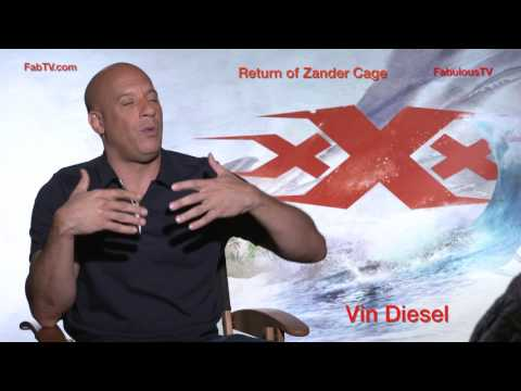 Xxx Mp4 Vin Diesel All Out About The New XXX Return Of Xander Cage Film Fabulous TV 3gp Sex