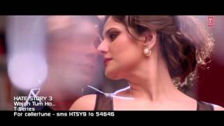 Wajah Tum Ho Full HD Video Song   Hate Story 3   Zareen Khan, Karan Singh