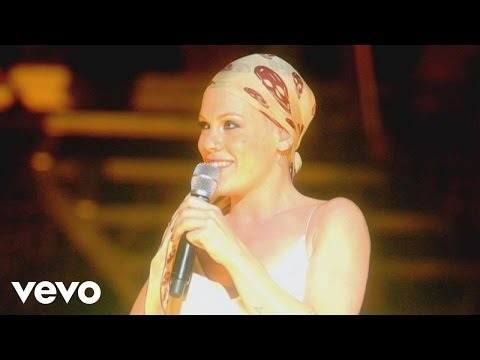 P!nk - What's Up (from Live from Wembley Arena, London, England) Video Clip