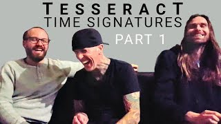 "TesseracT - Odd Time Signatures (Part 1) - Music Theory Hacks from ""Sonder"""