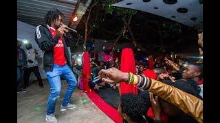 Hernâni actua no Complexo Zarda - Maputo, Show Punchlines For Days.