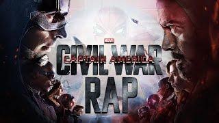 Civil War Rap   #TeamCap vs. #TeamStark   Ykato Ft. Varios Artistas
