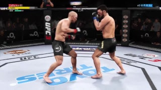 #1 Ranked Player | UFC 3 PS4 Pro