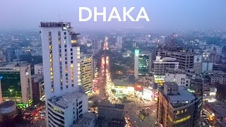 Beautiful Time lapse Video of Dhaka in 4K Ultra HD