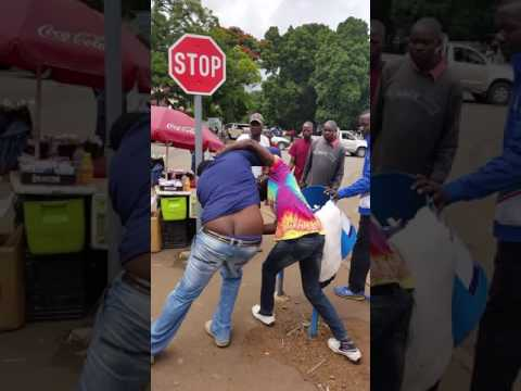 Xxx Mp4 Men Fighting For US 0 10 Or 10 Cents In Harare CBD 3gp Sex
