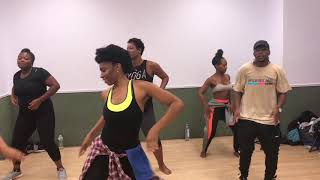 Coach Cass Dance Intensive: Soweto Baby by Wizkid and DJ Maphorisa