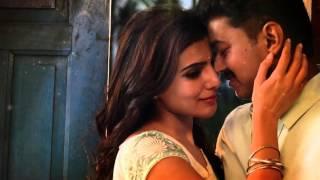 En Jeevan Song with Lyrics  Theri  Vijay Samantha Amy Jackson  Atlee  G V Prakash Kumar
