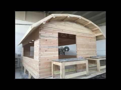 Ahşap ev yapımı  / Dülger Usta