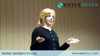 Dayle Beyer -The Value of Combining Training Plus Coaching-