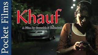 Khauf - Eve Teasing In Bus | Street Harassment | | Pocket Films