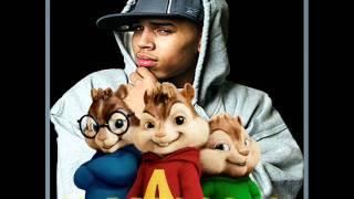 Turn Up The Music - Chris Brown - Chipmunk