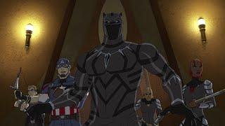 "Marvel's Avengers: Ultron Revolution - ""Panther"
