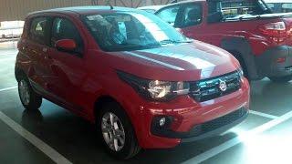 Fiat Mobi - detalhes externos, internos - HD - www.car.blog.br