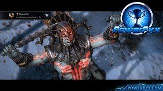Mortal Kombat X - Hara Kiri Trophy / Achievement Guide