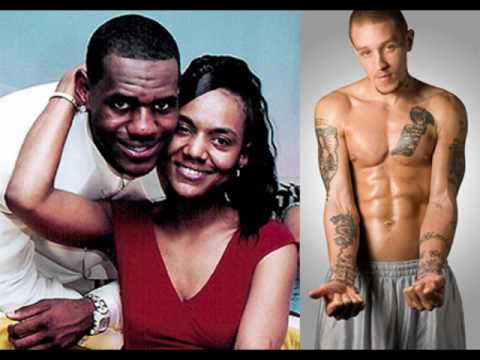 Gloria James and Delonte West SEX Scandal- music