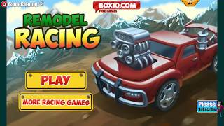 Remodel Racing Games / For Children / Browser Flash Games / Gameplay Video