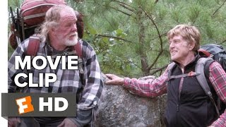 A Walk In The Woods Movie CLIP - Book Talk (2015) - Robert Redford, Nick Nolte Movie HD