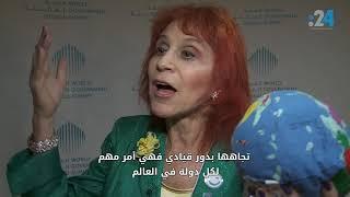 ممثلة عن الأمم المتحدة: الإمارات رائدة لاختيارها امرأة مثل عهود الرومي وزيرة للسعادة
