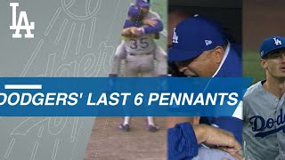 A look back at the Dodgers
