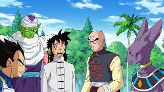 龍珠超 Dragon Ball Super 42 飲茶爆雷 比魯斯大人又要失控了! 悟空:怎麼有兩個莫納卡!?