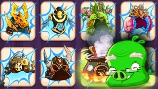 Angry Birds Epic RPG - Mighty backend updates!