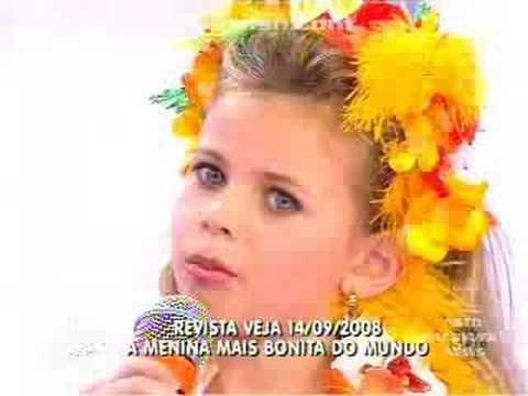 A menina mais Bonita do Mundo no GuGu 14.Set.2008