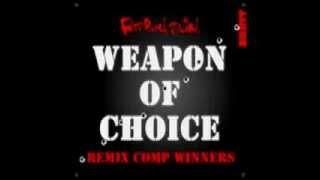 Fatboy Slim - Weapon Of Choice - Remix Comp Winner (Zedd Remix)