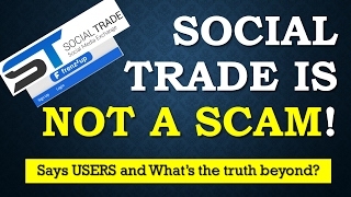 SOCIAL TRADE NEWS: TRUTH and How to get your money back?